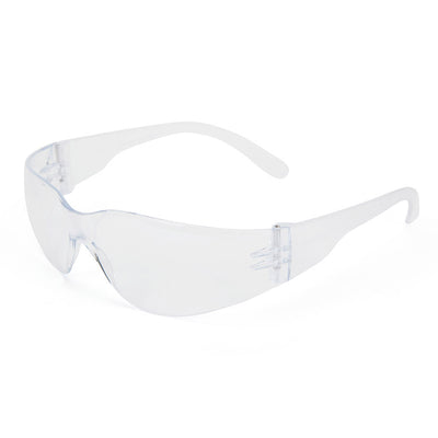 Univet 568 Safety Glasses Clear Colour Lens