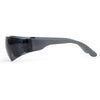 Univet 568 Safety Glasses Smoke Colour Lens