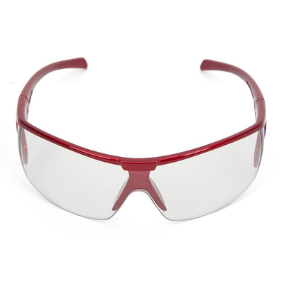 Univet 5X4 Italian Style Safety Glasses Clear Lens