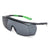 Univet 5X7 Ultimate Overspecs Italian Safety Smoke Work Glasses