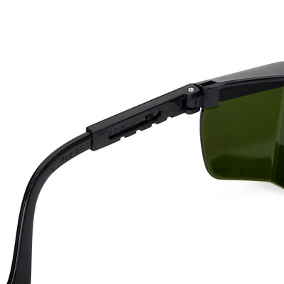 Univet 511 Welding Glasses Close Up