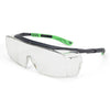 Univet 5X7 Over Specs Safety Glasses Clear Lens