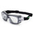 Univet 5X9 Ultra Lightweight Safety Goggles Vented Clear Lens