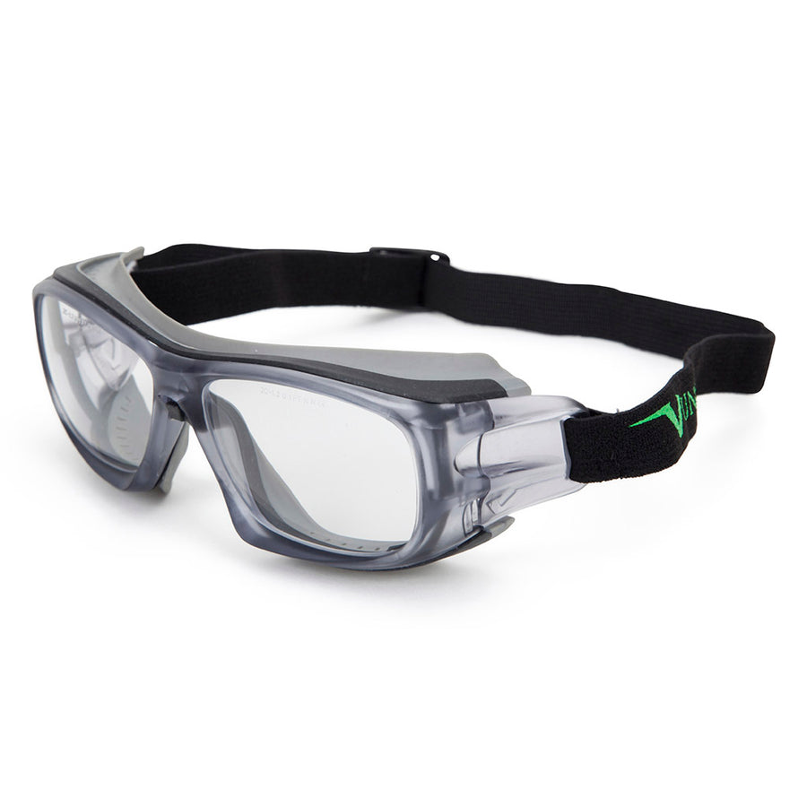 48264f2f3b4 Univet 5X9 Ultra Lightweight Safety Goggles Vented Clear Lens