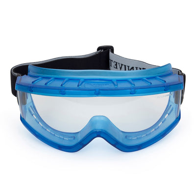 Univet 619 Safety Goggles Indirect Vented Clear Lens