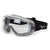 Univet 620 Ski Style Safety Goggles Clear Lens