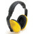 Blackrock Yellow Comfort Headband Ear Defenders 25db