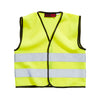 Blackrock Kids Yellow Hi Vis Safety Vest Hi-Vis Yellow