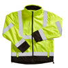 Blackrock Hi Vis Contrast Soft Shell Jacket