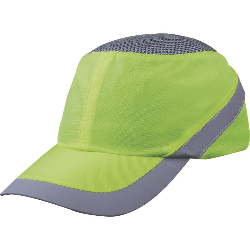 Delta Plus Air Coltan Safety Bump Cap Hi-Vis Yellow