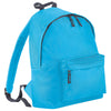 BagBase School Bag BG125J Surf Blue / Graphite Grey