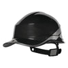 Delta Plus Diamond V Baseball Reversible Hard Hat Black