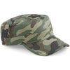 Beechfield Camo Army Cap Jungle Camo