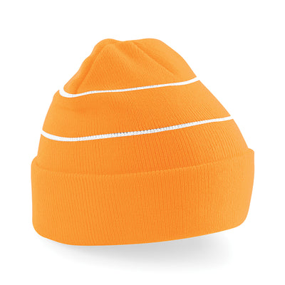 Beechfield Enhanced-Viz Beanie Fluorescent Orange