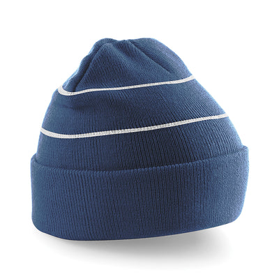 Beechfield Enhanced-Viz Beanie Navy