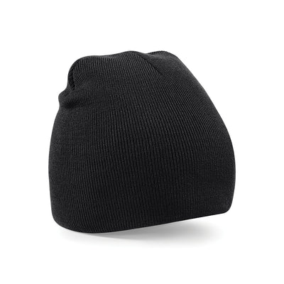 Beechfield Original Pull-On Beanie Black