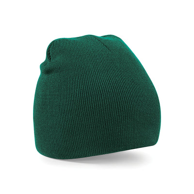 Beechfield Original Pull-On Beanie Bottle Green