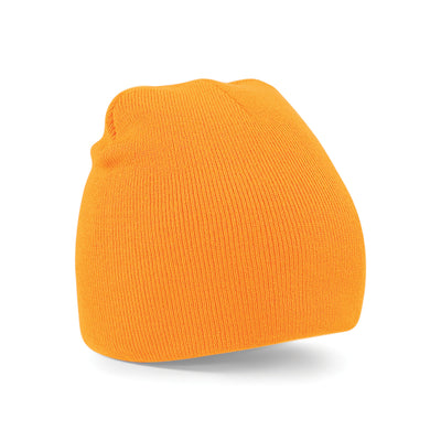 Beechfield Original Pull-On Beanie Fluorescent Orange