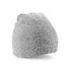 Beechfield Original Pull-On Beanie Heather Grey