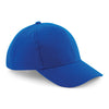 Beechfield Pro-Style Heavy Brushed Cotton Cap Bright Royal