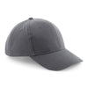 Beechfield Pro-Style Heavy Brushed Cotton Cap Graphite Grey