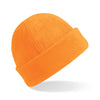 Beechfield Suprafleece Ski Hat Fluorescent Orange