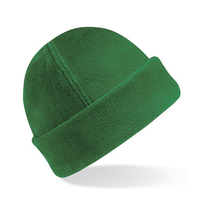 Beechfield Suprafleece Ski Hat Forest Green