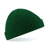 Beechfield Trawler Beanie Bottle Green