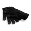 Beechfield TouchScreen Smart Gloves Black
