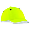 Beechfield Enhanced-Viz EN812 Bump Cap Fluorescent Yellow