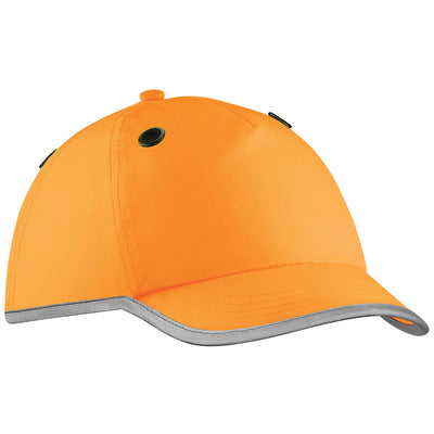Beechfield Enhanced-Viz EN812 Bump Cap Fluorescent Orange