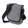 BagBase BG18 Mini Reporter Graphite Grey / Black