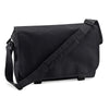 BagBase BG21 Messenger Bag Black