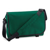 BagBase BG21 Messenger Bag Bottle Green