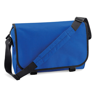 BagBase BG21 Messenger Bag Bright Royal