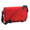 BagBase BG21 Messenger Bag Bright Red
