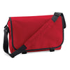BagBase BG21 Messenger Bag Classic Red