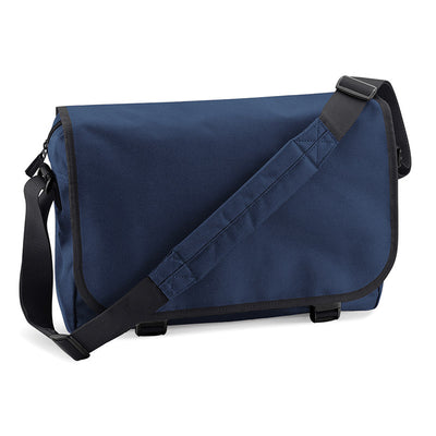 BagBase BG21 Messenger Bag French Navy