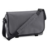 BagBase BG21 Messenger Bag Graphite Grey