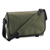 BagBase BG21 Messenger Bag Olive Green