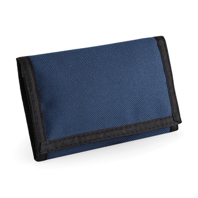 BagBase BG40 Ripper Wallet French Navy