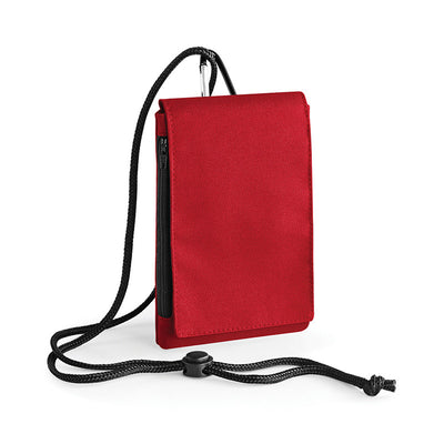 BagBase BG49 Phone Pouch XL Classic Red