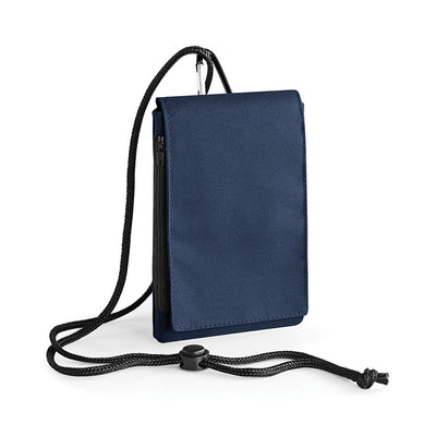 BagBase BG49 Phone Pouch XL French Navy