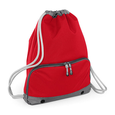 BagBase BG542 Athleisure Gymsac Classic Red