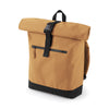 BagBase BG855 Roll-Top Backpack Caramel