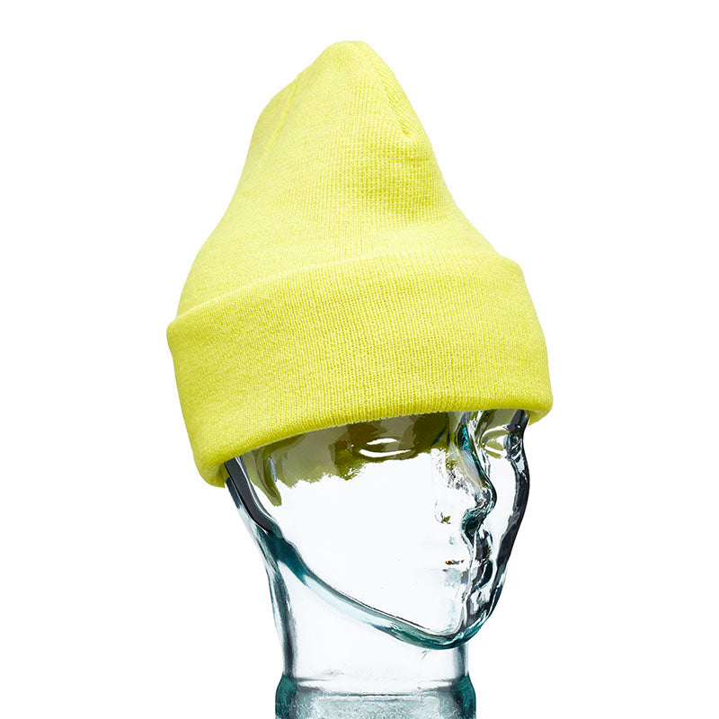 Blackrock Hi Vis Knitted Thinsulate Beanie Hat Hi-Vis Yellow