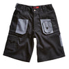 Blackrock Workman SHORTS Heavy Duty Cargo Black / Grey
