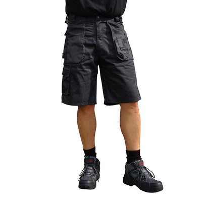 Blackrock Workman SHORTS Heavy Duty Cargo Black