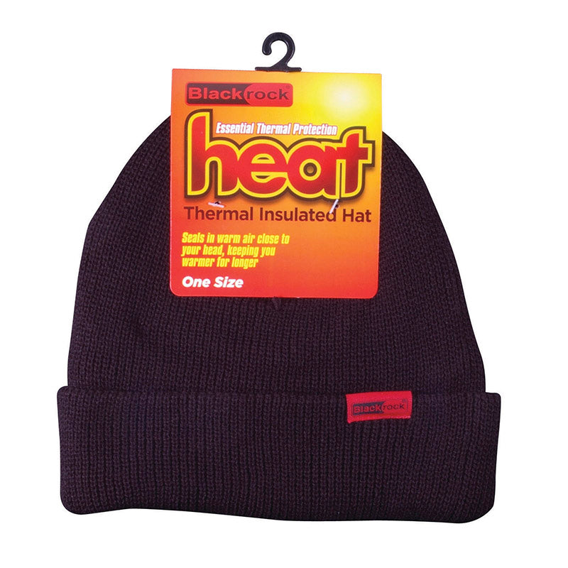 Blackrock Heat Range Thermal Lined Acrylic Woolly Hat
