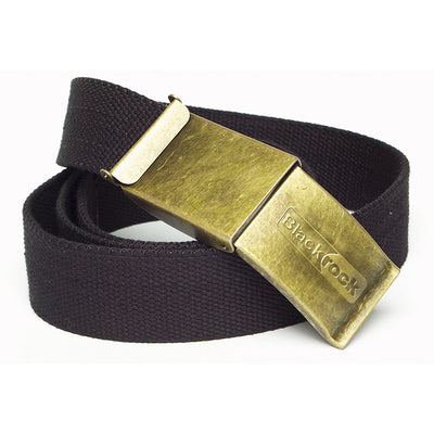 Blackrock Heavy Duty Black Trouser Belt